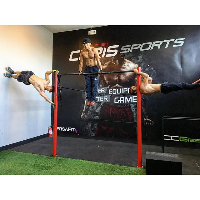 Free Calisthenics Morning Group Classes!!!! March 1-4, 7,8 ️ Schedule: 6am : Spartan Strength (Sthenos)7am: Spartan Aesthetics (Kalos)Jumpstart your summer body with a Spartan ALL bodyweight workout at Sparta Calisthenics Academy! Burn fat, gain lean muscle, build endurance and feel Spartan sexy and Spartan strong all in one workout! Tag ALL friends who would love a six pack️🏻 126 Pioneer st. Mandaluyong 09777634402/6553799Or Send us a Message on Facebook for more info.#sthenos #kalos #strong #sexy #muscle #spartanresolution #thisisspartaph #spartacalisthenicsacademy