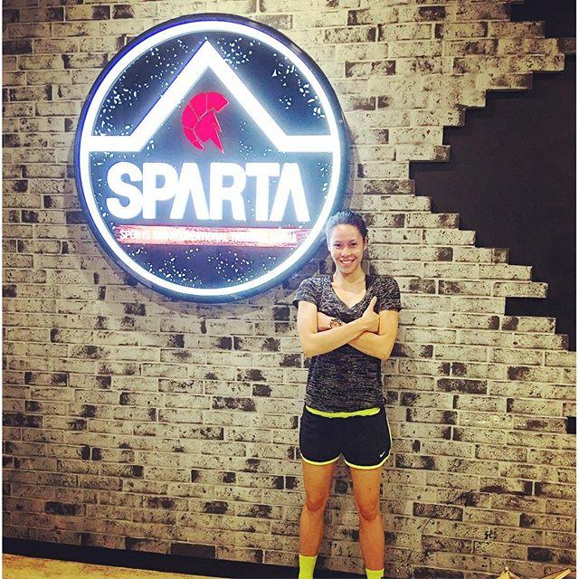 Have you met Erika yet? 🏻️ @rixfern #thisisspartaph #spartanresolution