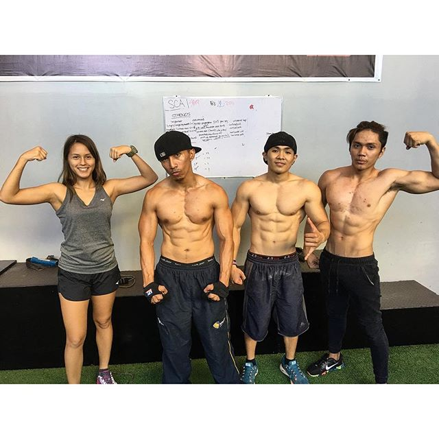 Strong and sexy bodies like these can be achieved using only bodyweight exercisesDevelop a super lean and super ripped physique at the Sparta Calisthenics Academy!!! Results GUARANTEED! 🏻Located at 126 Pioneer Street Mandaluyong. RATES:Group Classes with Coach:KALOS (SPARTAN AESTHETICS)2000/month unlimitedSTHENOS (SPARTAN STRENGTH)3000/month unlimitedKALOS+STHENOS 4000/month unlimitedKALOS+STHENOS+OPEN GYM5000/month unlimited10 GROUP CLASS PACKAGE 1500/10 SessionsOther packages: PERSONAL TRAINING800/sessionWALK IN GROUP CLASS500/sessionWALK IN OPEN GYM200/dayTo enroll or to get the schedule of classes: call/text 09777634402 or message us on Facebook. #thisisspartaph #spartanresolution #spartacalisthenicsacademy #fitness #strength #sexy #lean #ripped