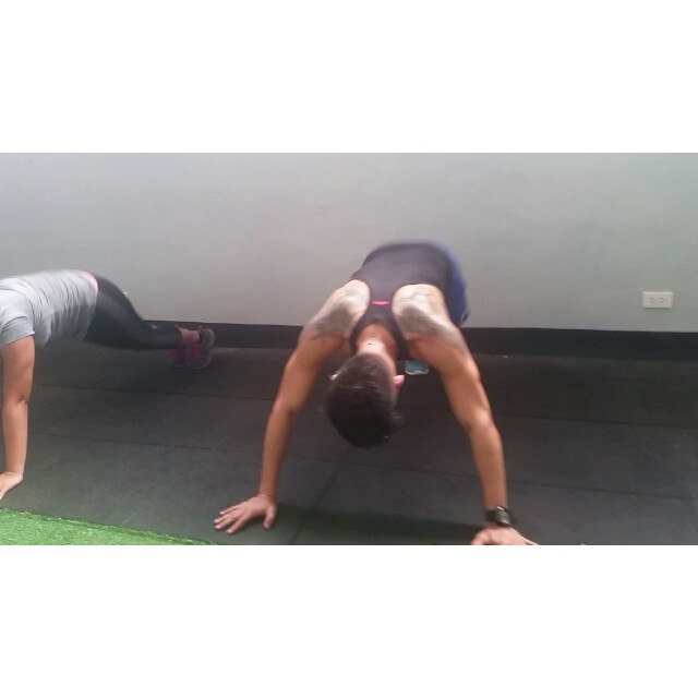 Plank + Jumping Jacks = Plank Jacks!  Kalos or Spartan Aesthetics  morning classes at Sparta Calisthenics Academy! Get ripped and lean, get proper conditioning for your sport and get the most out of your morning workout! Don't miss out on the FREE sessions 6am and 7am weekdays til next Tuesday! 126 Pioneer Street Mandaluyong #calisthenics #ThisIsSpartaPH #spartacalisthenicsacademy #webreedchampions #Kalos #SpartanAesthetics