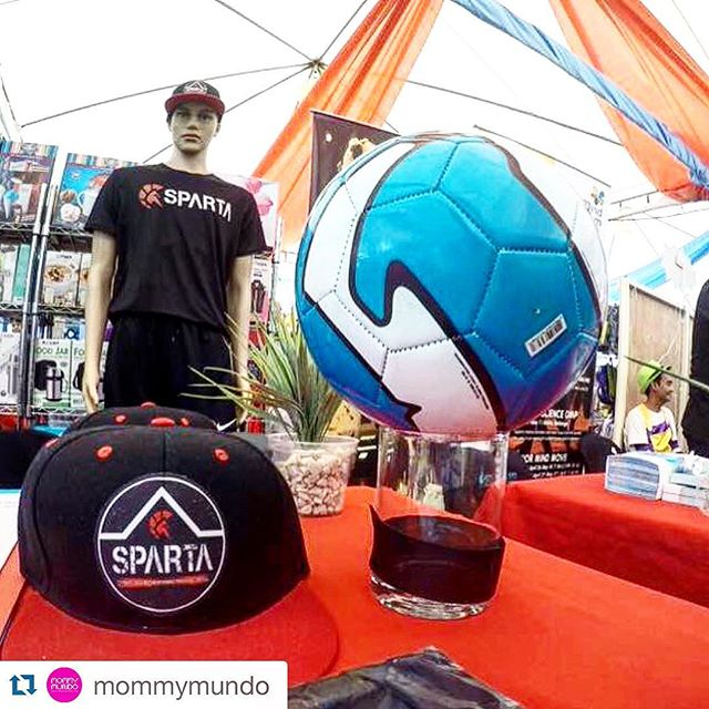 Visit us at the Activity Center in BGC at the @mommymundo expo!!! Learn of our summer programs for both kids and adults and get our latest promos! 😎🏻 #spartacalisthenicsacademy #spartafootballacademy #thisisspartaph