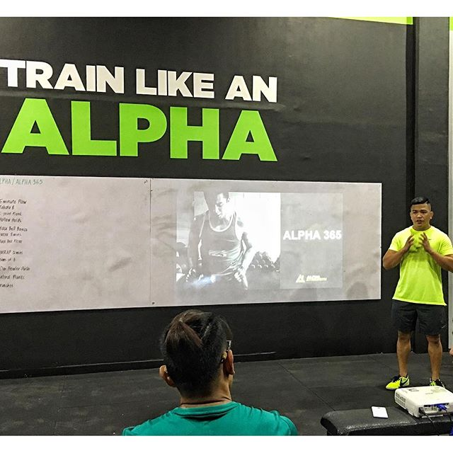 Alpha Strength launch happening now!!!! Come by and try out their routines and equipment 🏻 Level C, 126 Pioneer St Mandaluyong. #fitness #alphastrength